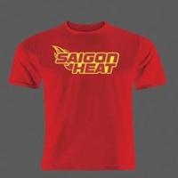 Áo Cổ Động Saigon Heat - Áo Thun Cổ Động - Gôn Mai
