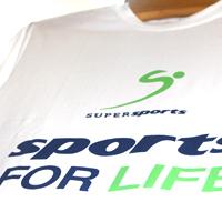 Áo Thun Super Sports - May Áo thun Đồng Phục Thể Thao