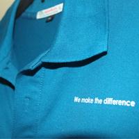 Áo Đồng Phục We Make The Difference - May Áo thun đồng phục