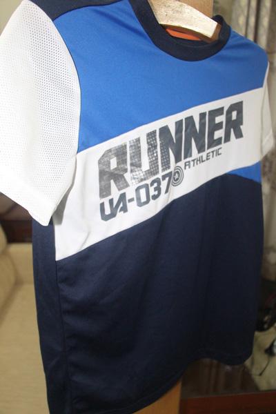 Áo Thun Thể Thao Runner - Áo Thun Đồng Phục Thể Thao