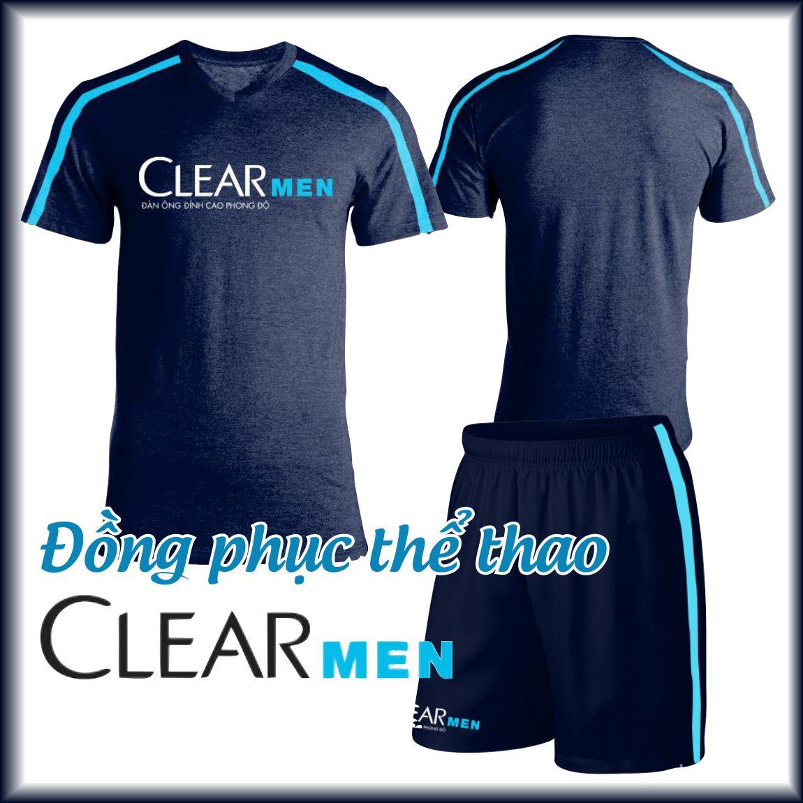 13.Clear men