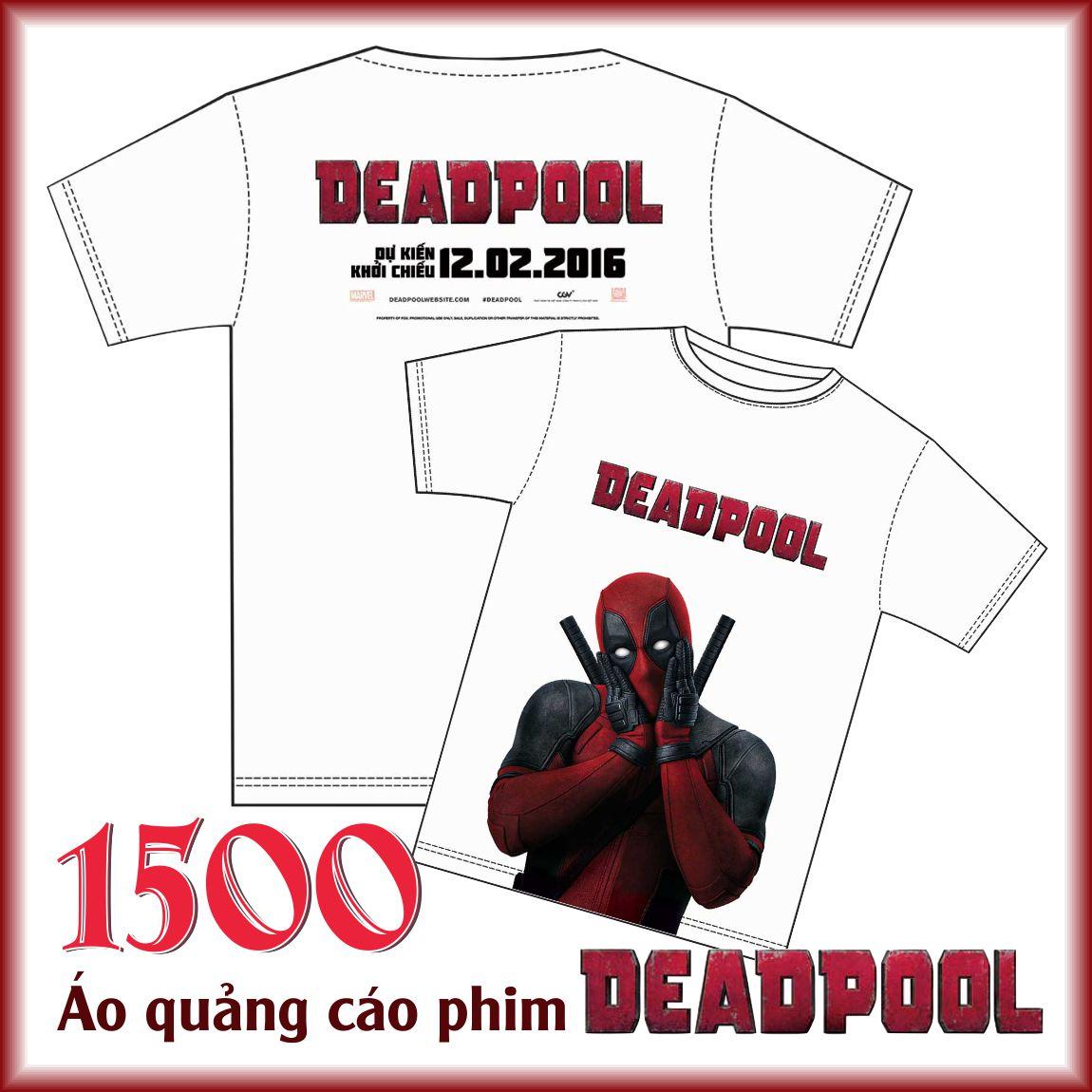3.Deadpool