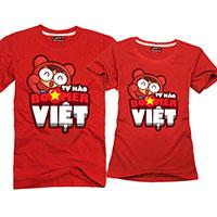 Áo Sự Kiện Quảng Cáo Boomer Việt - Đặt Áo Sự Kiện Quảng Cáo