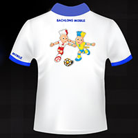 Áo Thun Sự Kiện Euro 2012 - May Áo Thun Có Cổ Đẹp