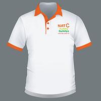 Áo Sự Kiện NatC Yummy Gummyz - Áo Thun Chuyên Nghiệp