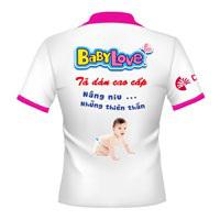 Áo Thun Tã Dán Cao Cấp Babylove của DKSH