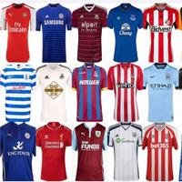 Những Bộ Đồng Phục Bóng Đá Đời Đầu Của Premier League