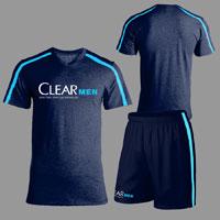 Áo Thun Đồng Phục Cup Clear Men – Giải U21 Báo Thanh Niên 2015