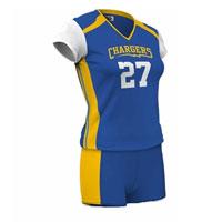 đồng phục bóng chuyền nữ