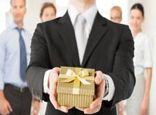 tặng phẩm doanh nghiệp