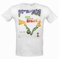 Áo Thun Fifa World Cup Brazil 2014 - May Áo Thun Đồng Phục